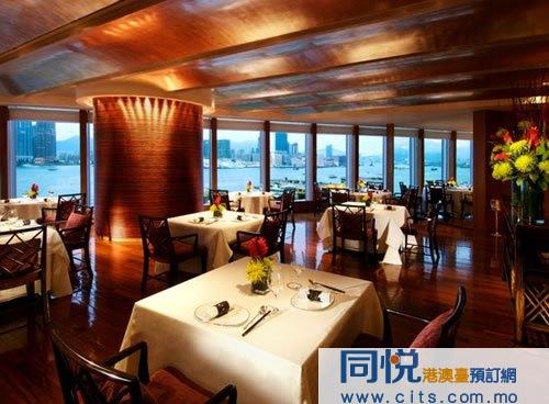 龍景軒,香港唯一的米其林三星中餐廳