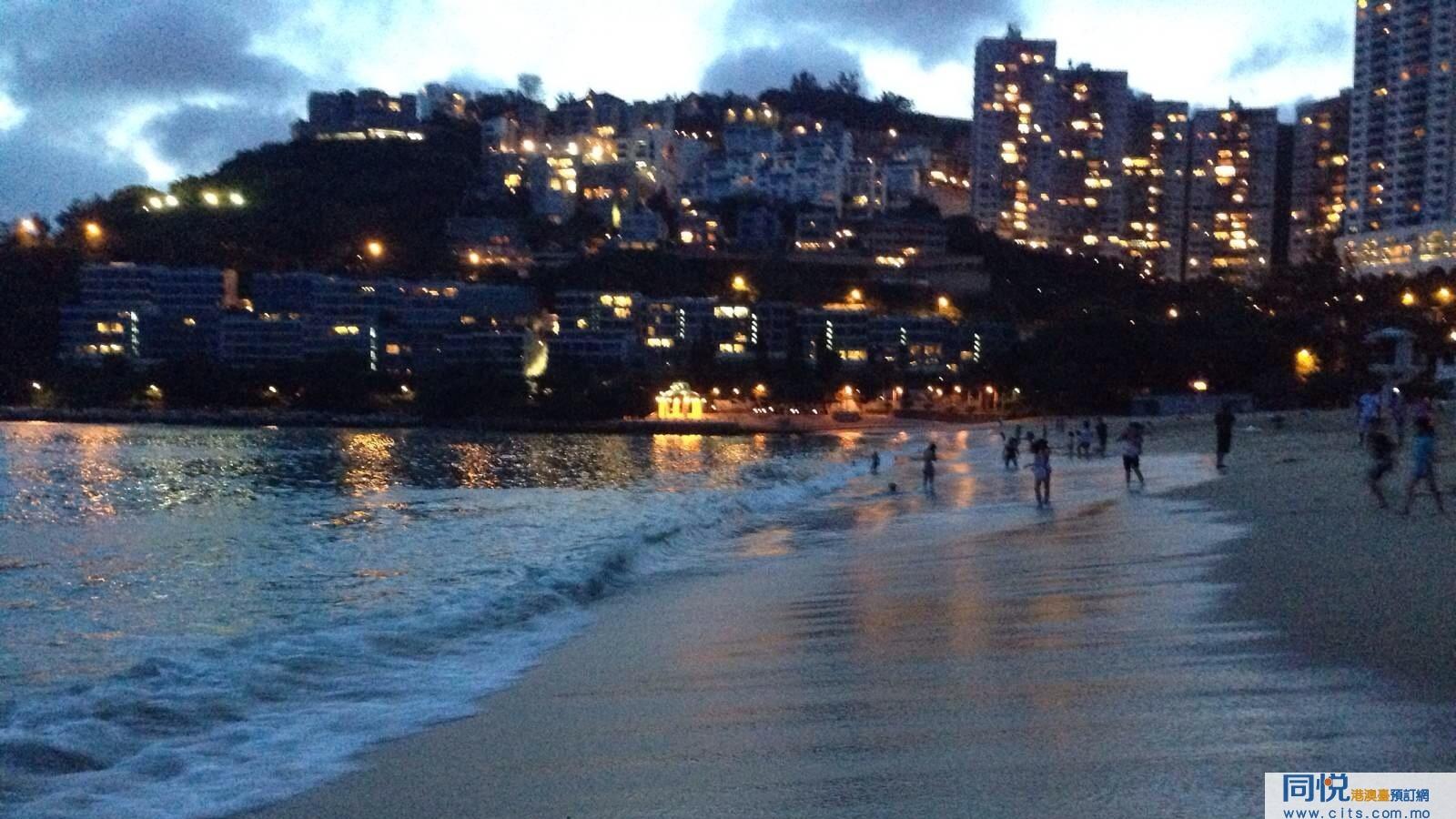 香港全沙灘介紹,以及線路,終於齊全啦。