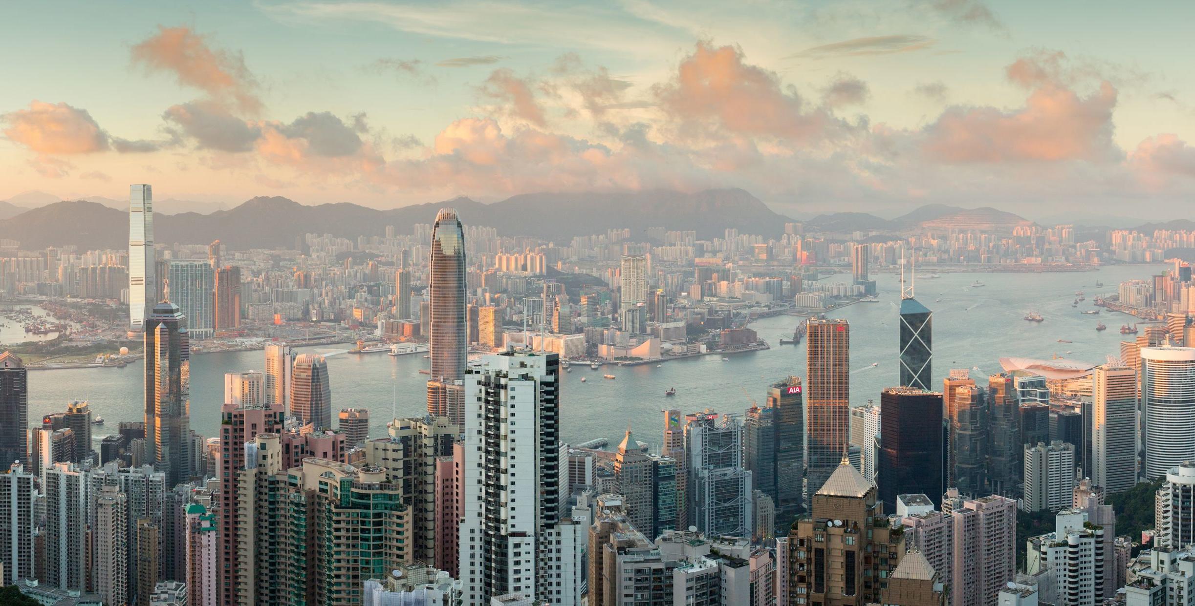 香港太平山摩天臺428門票(電子票)
