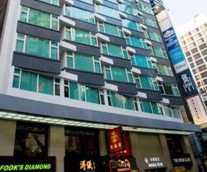 香港帝國酒店圖片