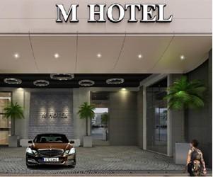香港M1酒店圖片