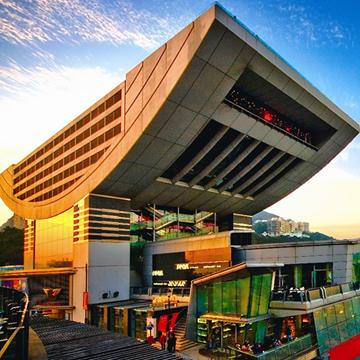 香港太平山摩天台428門票(電子票)