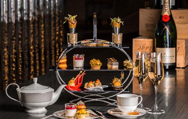 【限時低價】澳門悅榕莊貝隆周六精選下午茶雙人套餐