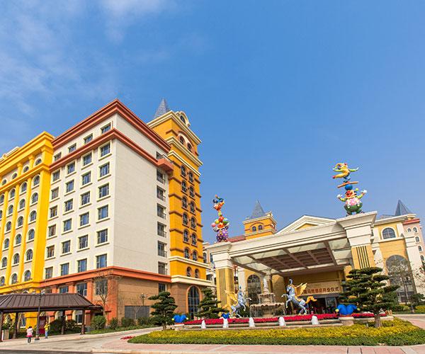 珠海長隆馬戲酒店圖片