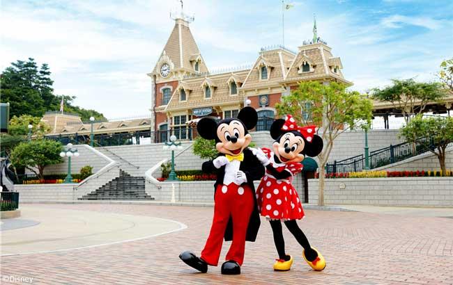 【春日特惠】香港迪士尼一日門票(下單立減10元)