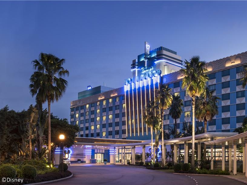 迪士尼好萊塢酒店