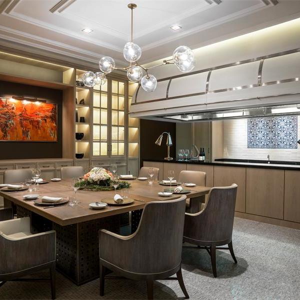 澳門金沙城中心瑞吉酒店雅舍餐廳晚餐套餐