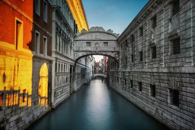 澳門威尼斯人大運河-嘆息橋
