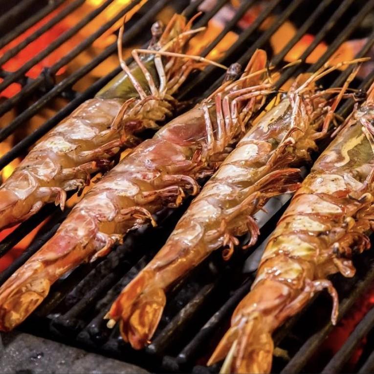 [特別海鮮場]澳門十六浦索菲特海風餐廳自助午餐