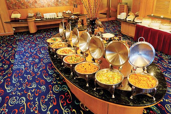 澳門維景酒店翠廬西餐廳健怡自助午餐