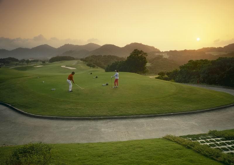 澳門高爾夫球鄉村俱樂部-圖片