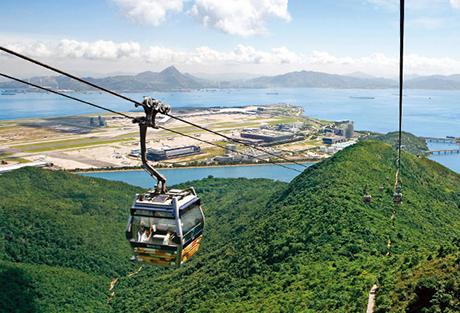 香港昂坪360單程票