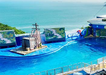 海洋公園如心酒店住宿套票+昂坪360